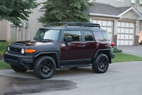 2007 Toyota FJ Cruiser Offroad package C SUV, Crossover