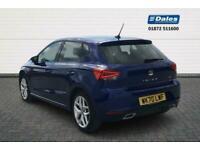 2020 SEAT Ibiza 1.0 TSI 115 FR [EZ] 5dr DSG Auto Hatchback Petrol Automatic