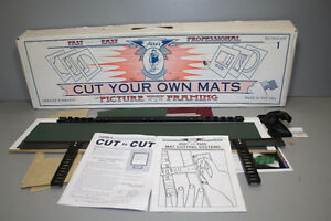 """Alto's Mat Cutting System - """"Big Package 1"""" (List-US$400)"""