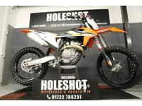 KTM SXF 350 2021 MOTOCROSS BIKE ONLY 26 HOURS FROM NEW ELECTRIC START