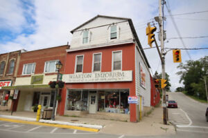 Great Commercial Opportunity on Busy Wiarton Corner