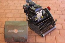 Scott Bonnar reel mower wanted Adelaide CBD Adelaide City Preview