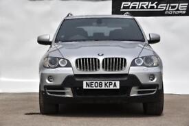 2008 BMW X5 3.0 30sd SE 5dr