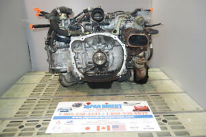 JDM Subaru Impreza WRX Engine Turbo 2002-2005 EJ205 DOHC Motor