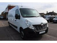 2016 Renault Master SL35 ENERGY dCi 110 Business Low Roof Van Diesel white Manua
