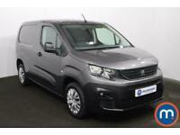 2021 Peugeot Partner 1000 1.5 BlueHDi 100 Professional Van Van Diesel Manual