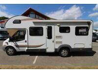 Autotrail Tribute T-720 6 Berth Motorhome for sale