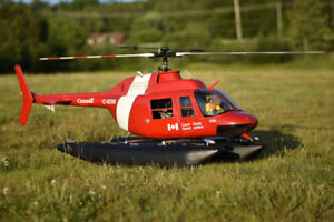 JE KIT LE HOBBY BCP D HELICO SCALE OU NON ET SPEED BOAT