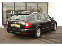 2013 Skoda Superb 1.6 TDI Greenline SE 5dr