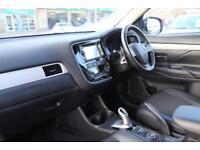 2014 Mitsubishi Outlander 2.0 PHEV GX3h MPV 4x4 5dr (5 seats) PETROL/ELECTRIC gr