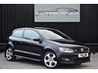 Volkswagen VW Polo 1.4 TSI GTI DSG 7 Speed 3dr *Deep Black Pearl*