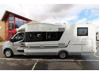 Adria Matrix Supreme 687 SL 6 Berth Motorhome for sale