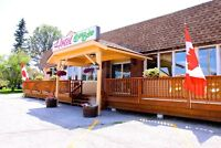 Hotel accommodation in Cloyne, ON, 5 mints North of Northbrook