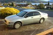 2001 Mitsubishi Magna Sedan Bridgewater Brighton Area Preview