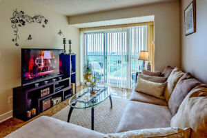 1 Bedroom Condo Lux Fully Furnished North York Yonge/Sheppard