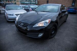 2011 Hyundai Genesis Coupe 2.0 Turbo