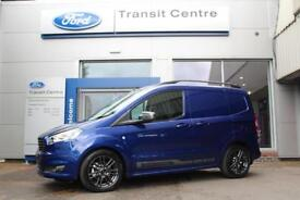 [NEW] Ford Transit Courier Sport 1.5 95PS in Blue + Massive Spec! - Onsite