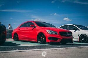 Mercedes-Benz CLA-Class 4dr Sdn CLA 250 FWD 2014