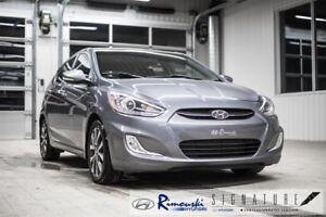 Hyundai Accent GLS Chez Rimouski Hyundai 2016