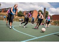 Ladies Social Netball - Leagues in North London