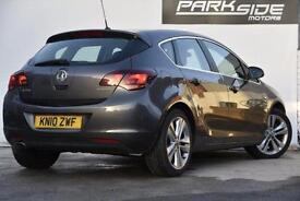 2010 Vauxhall Astra 1.4 i 16v Turbo SRi 5dr