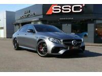 Mercedes-Benz E Class 4.0 E63 BiTurbo V8 AMG S (Premium) SpdS MCT 4MATIC+ (s/s)
