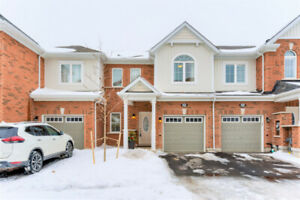 Waterdown's Sexiest Townhome!