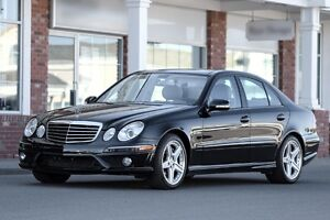 2008 Mercedes-Benz AMG E63 Performance Package