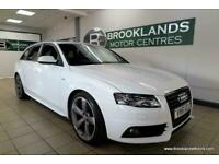 Audi A4 AVANT 2.0 TDI S LINE BLACK EDITION [LEATHER, HEATED SEATS, B+O SPEAKERS for sale