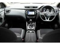 2017 Nissan Qashqai N-CONNECTA DIG-T XTRONIC Hatchback Petrol Automatic