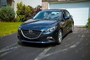 TRANSFERT DE LOCATION -2015 Mazda Mazda3 GS Berline