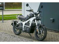 2020 HORWIN CR6 ELECTRIC MOTORCYCLE in COSMIC BLACK