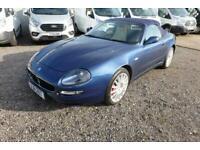 2002 Maserati Spyder GT 2dr CONVERTIBLE Petrol Semi Automatic