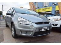 BAD CREDIT CAR FINANCE AVAILABLE 2009 09 FORD S-MAX 2.0TDCi 140ps ZETEC