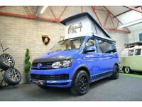 Volkswagen Transporter T6 t5 TDI AURORA ADVENTURER EDT OFF ROAD CAMPERVAN 4