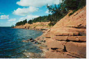Private and beautiful shore-front property on PEI