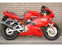 DUCATI 800 SS IE SUPERSPORT DESMODUE