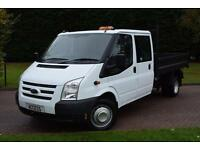 Ford Transit D/C Tipper T350 2.2 tdci 6 speed