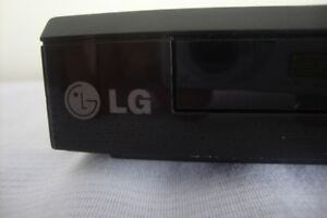 LG Bluray  player