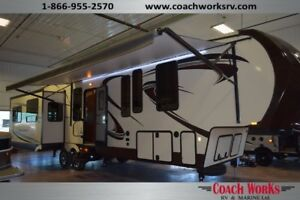 2016 Forest River Sierra 371REBH Price Reduced !