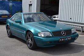 1998 Mercedes-Benz SL Class 3.2 SL320 2dr