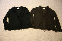 Women's Sweater coats size 2 XLarge for sale