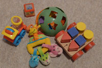 Assorted Toys as shown