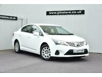 2014 Toyota Avensis Active 2.0 D-4D **FREE 12 Months Warranty - FREE Service**