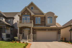 Beautiful Brantford new home for sale located in a court.