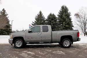 2012 Chevrolet Silverado 1500 4x4- Extended Cab.  ONE OWNER!!