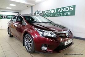Toyota Avensis 2.0 D-4D TR (4X SERVICES, SAT NAV and REVERSE CAMERA)