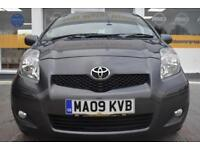 2009 09 TOYOTA YARIS GOOD AND BAD CREDIT CAR FINANCE AVAILABLE