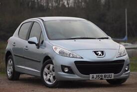 2009 Peugeot 207 1.4 ( 09 ) Verve 5 DOOR