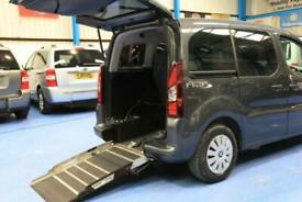 image for Peugeot Partner 1.6 Wheelchair Car mobility adapted disabled accessible vehicle
